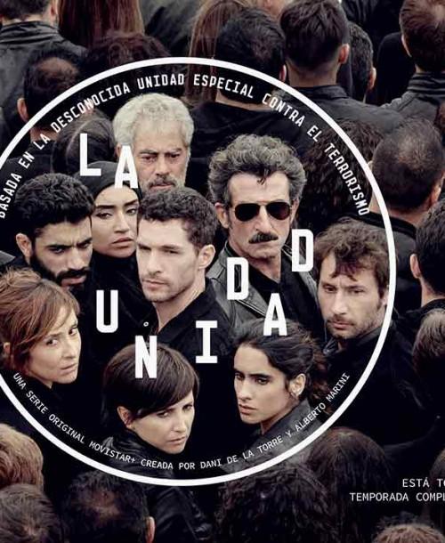 'La Unidad', el nuevo thriller policiaco de Movistar+, estrena trailer