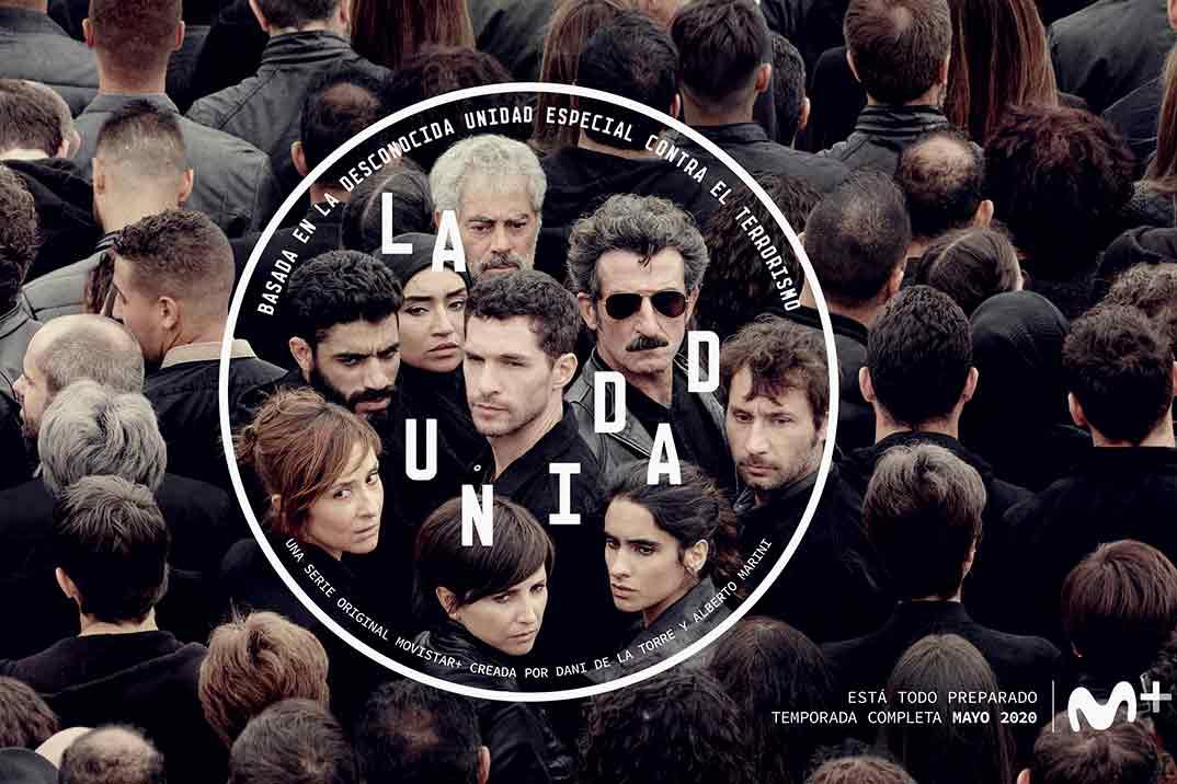 Todos los personajes de 'La Unidad', protagonizada por Nathalie Poza