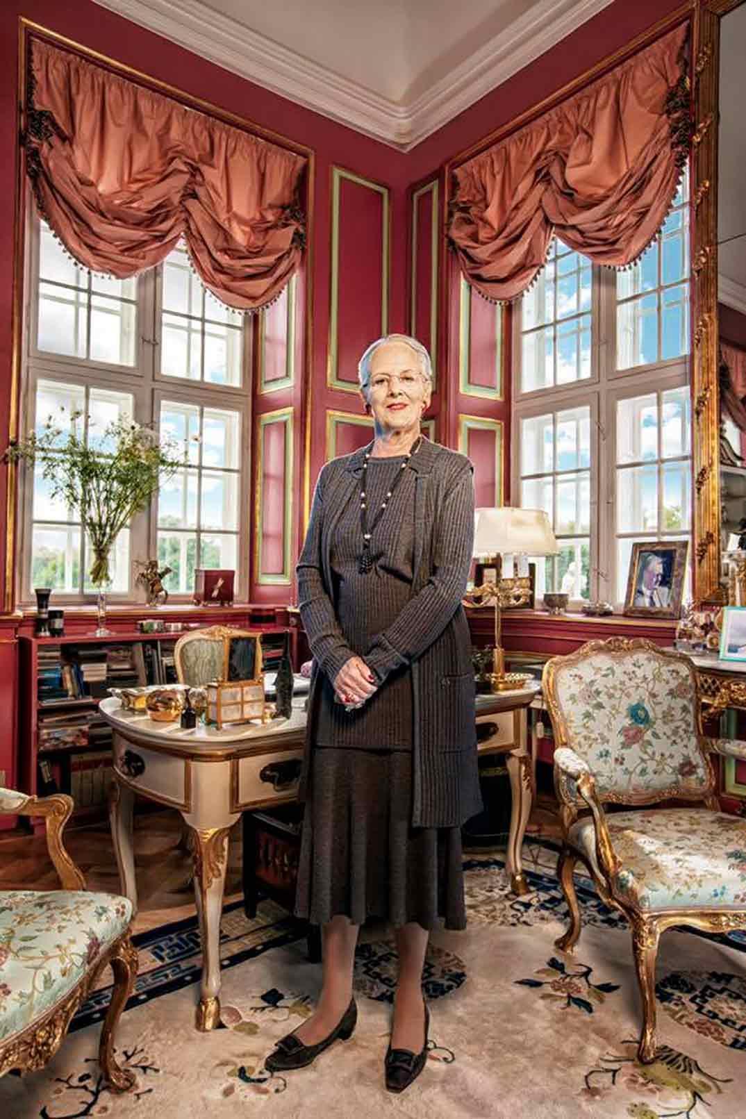 Reina Margarita de Dinamarca - foto: Per Morten Abrahamsen ©