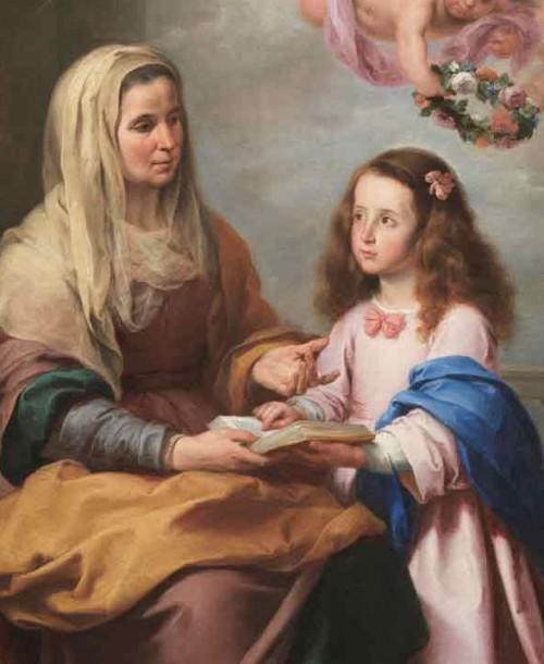 Los libros vistos por los maestros del Prado