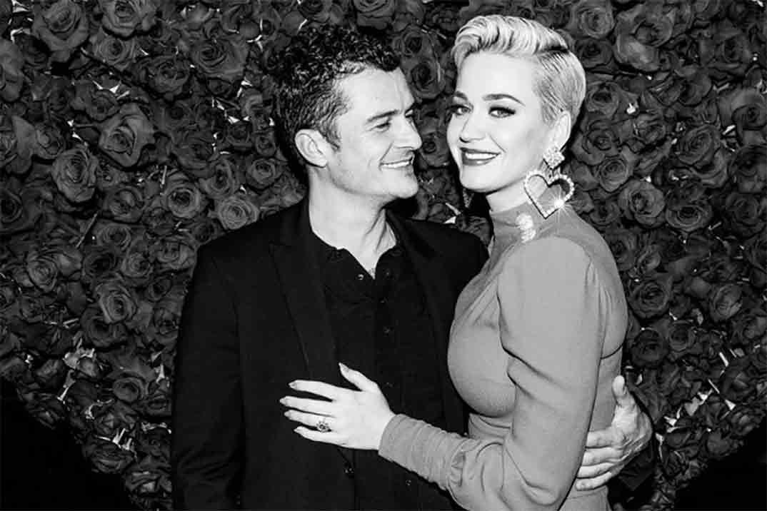 Katy Perry y Orlando Bloom revelan el sexo de su bebé