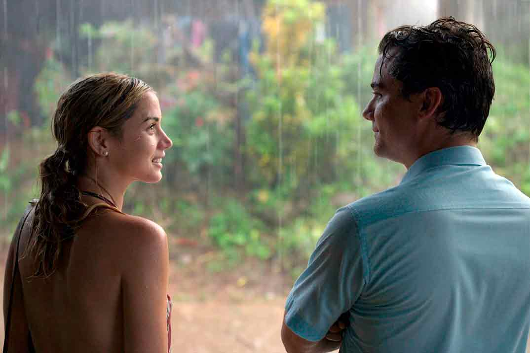 Netflix estrena 'Sergio', protagonizada por Ana de Armas y  Wagner Moura
