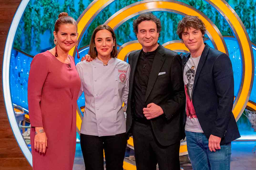 Tamara Falcó regresa a las cocinas de MasterChef