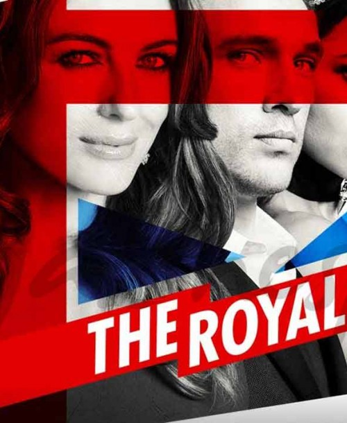 «The Royals» la serie protagonizada por Elizabeth Hurley llega a Amazon Prime Video España