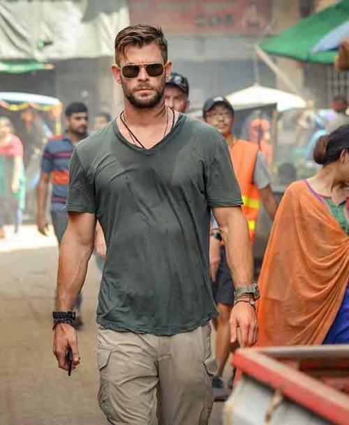 Chris Hemsworth un héroe de acción en 'Tyler Rake': Fecha de estreno y Tráiler