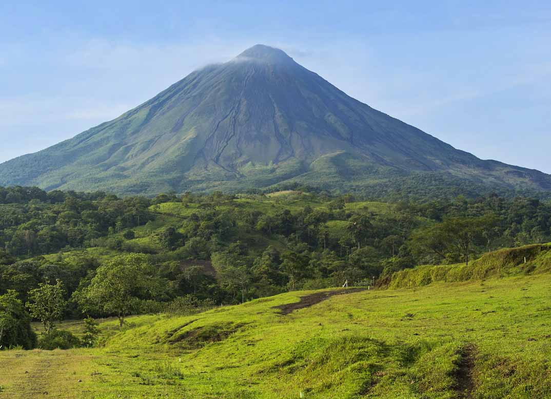 volcan arenal costarica