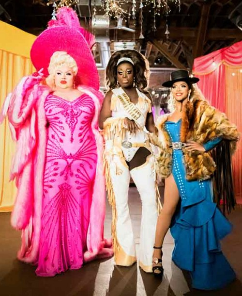 «We're here» – Llegan las reinas del drag a HBO