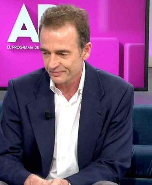 Alessandro Lequio vuelve al trabajo: «No sé cómo dar gracias, pero gracias»