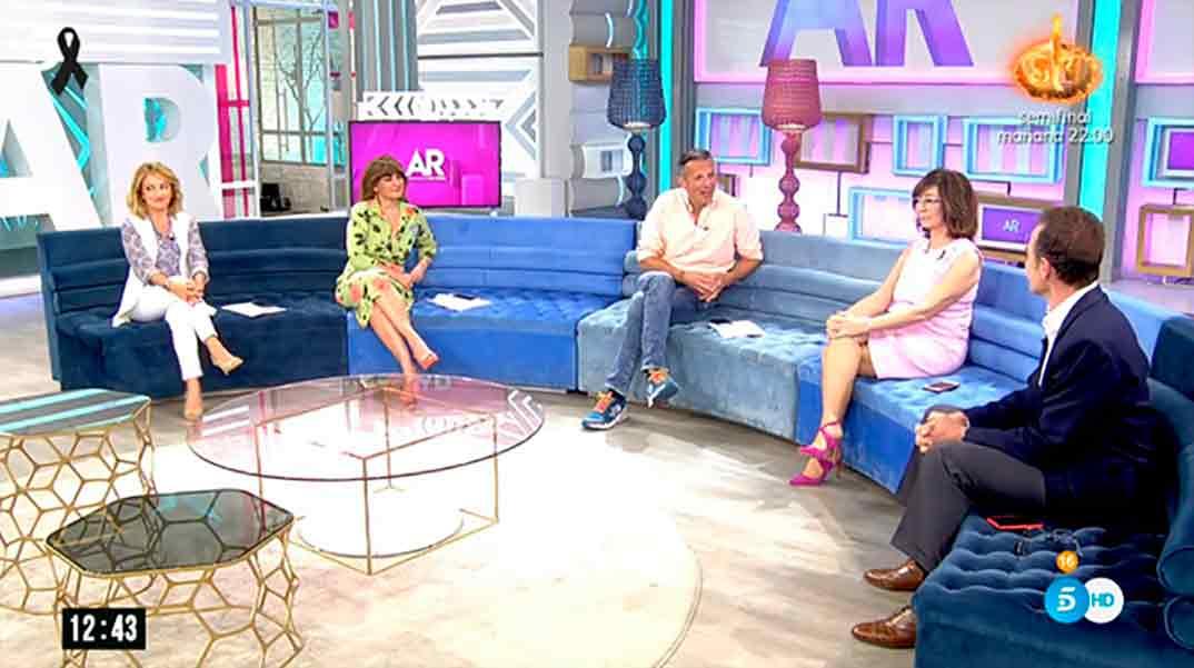 Alessandro Lequio - El programa de Ana Rosa © Telecinco
