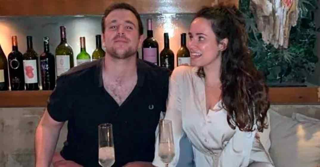 Alex Lequio y Carolina Monje © Redes Sociales