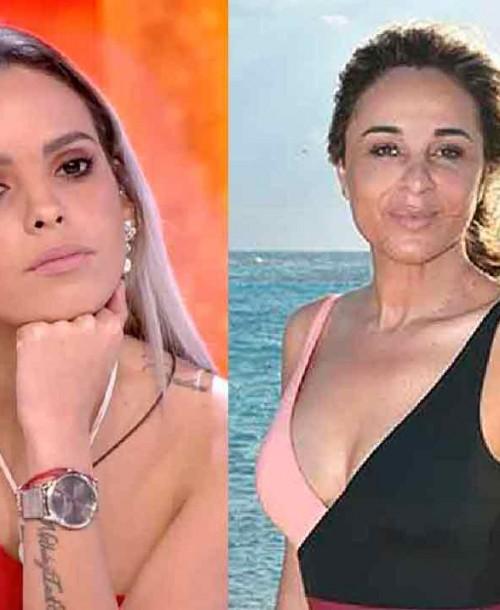 Ana María Aldón se sincera y habla de Gloria Camila: «Era la princesa de la casa»