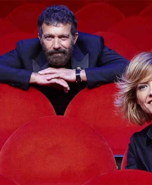 El nuevo proyecto de Antonio Banderas y María Casado tras su despedida de RTVE