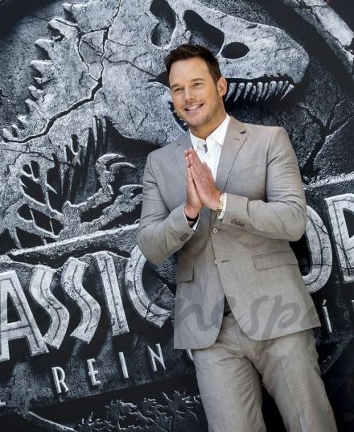 Chris Pratt protagonizará la serie de suspense 'The Terminal List'