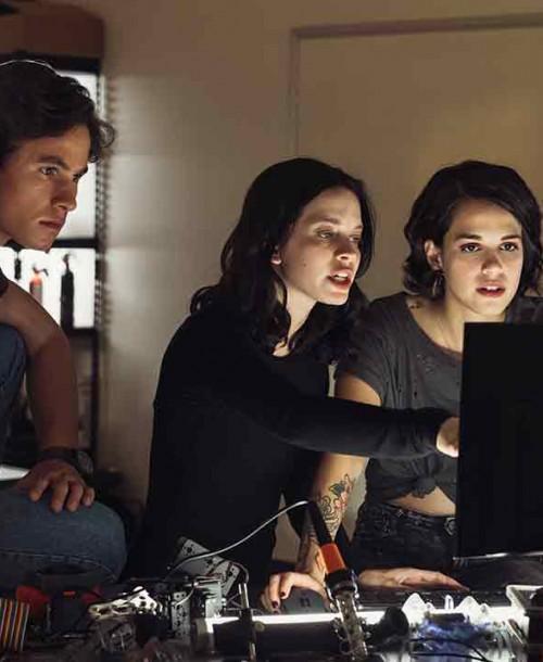 'Control Z', la serie de Netflix para los fans de 'Élite' y 'Gossip Girl'
