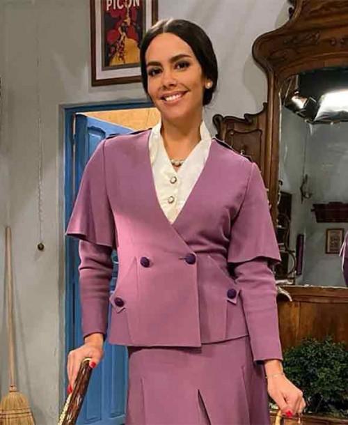 Cristina Pedroche aparece por sorpresa en el final de 'El Secreto de Puente Viejo'