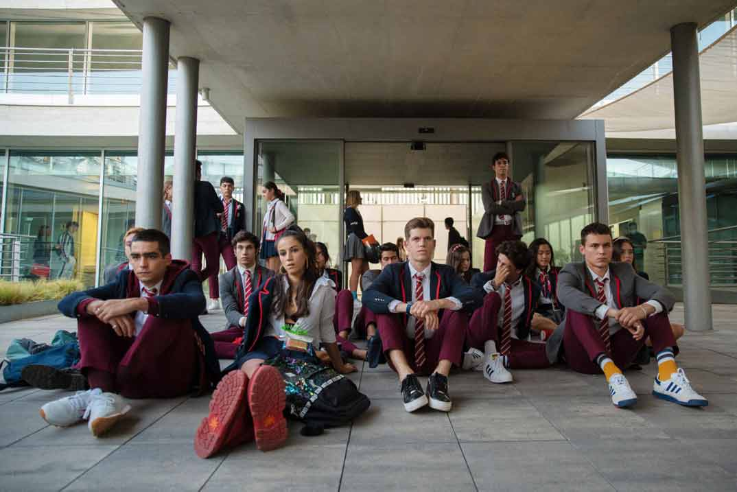"""""""Élite"""" – Estreno de la Temporada 4 en Netflix"""