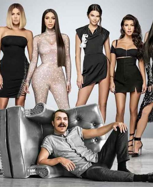 Kirby Jenner, el hermano secreto que las Kardashian han presentado en sociedad