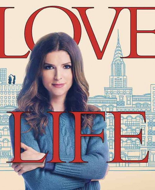 'Love Life', primera serie protagonizada por Ana Kendrick, llega hoy a HBO