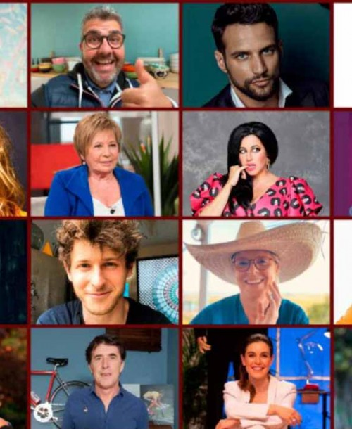 """MasterChef Celebrity 5"": Descubre a sus 16 concursantes"
