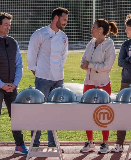 «MasterChef 8» en su repesca rinde homenaje al deporte