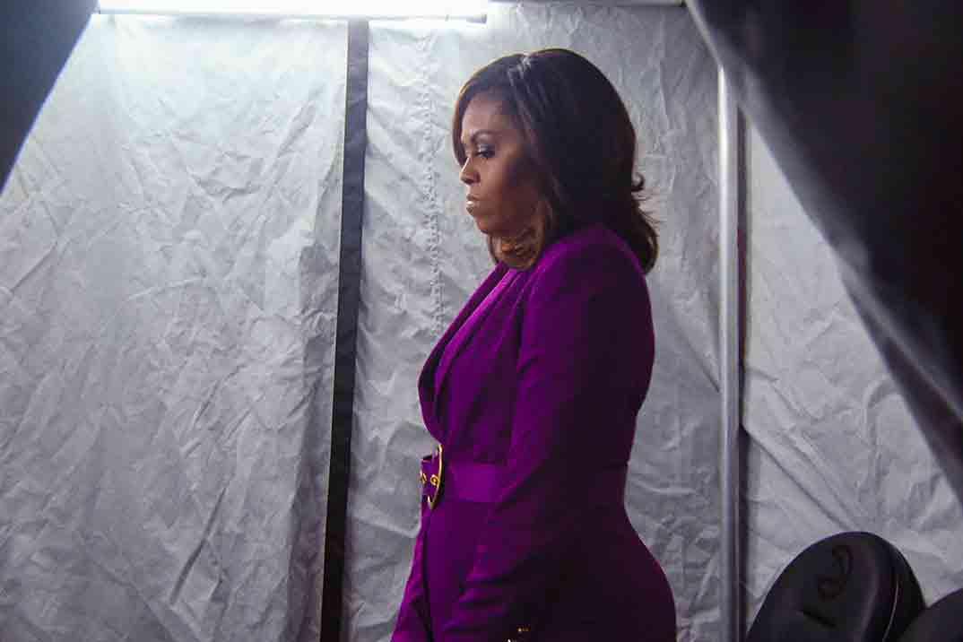 Así es el documental de Michelle Obama que triunfa en Netflix
