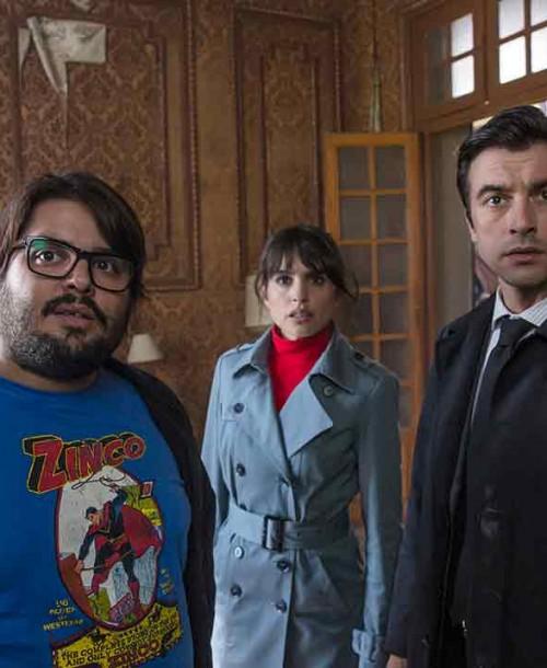 'Orígenes secretos' protagonizada por Javier Rey estreno en Netflix