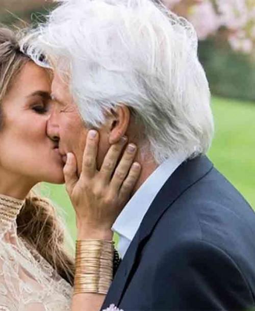 La romántica declaración de amor de Alejandra Silva a Richard Gere