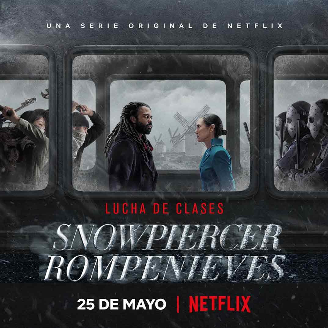 Snowpiercer - Rompenieves © Netflix