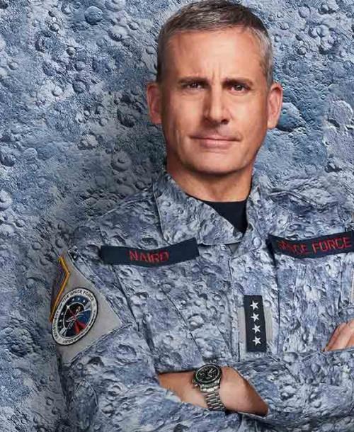 «Space Force» protagonizada por Steve Carell llega a Netflix