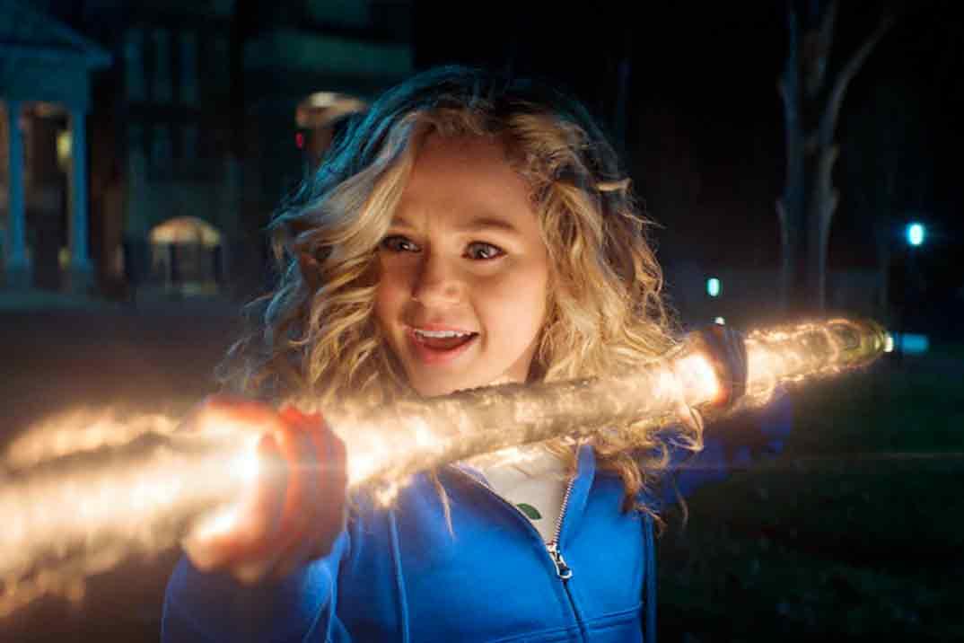 'Stargirl', la nueva incorporación al Universo DC, estreno en HBO
