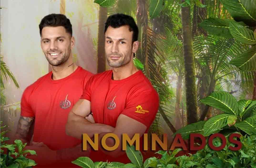 Albert Barranco y Jorge Pérez - Supervivientes 2020 © Telecinco