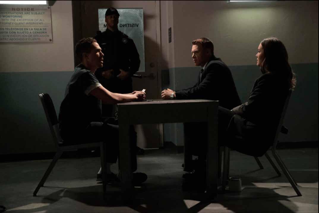 the blacklist 7x18 prision