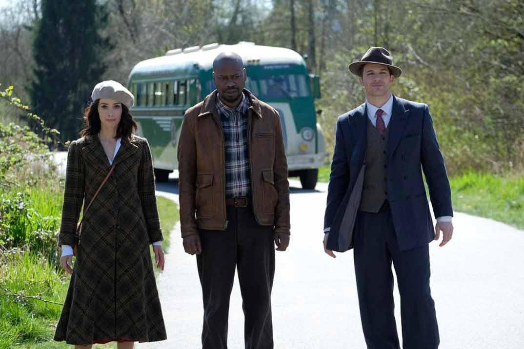 «Timeless» Temporada 1 Capítulos 1 y 2 en AXN