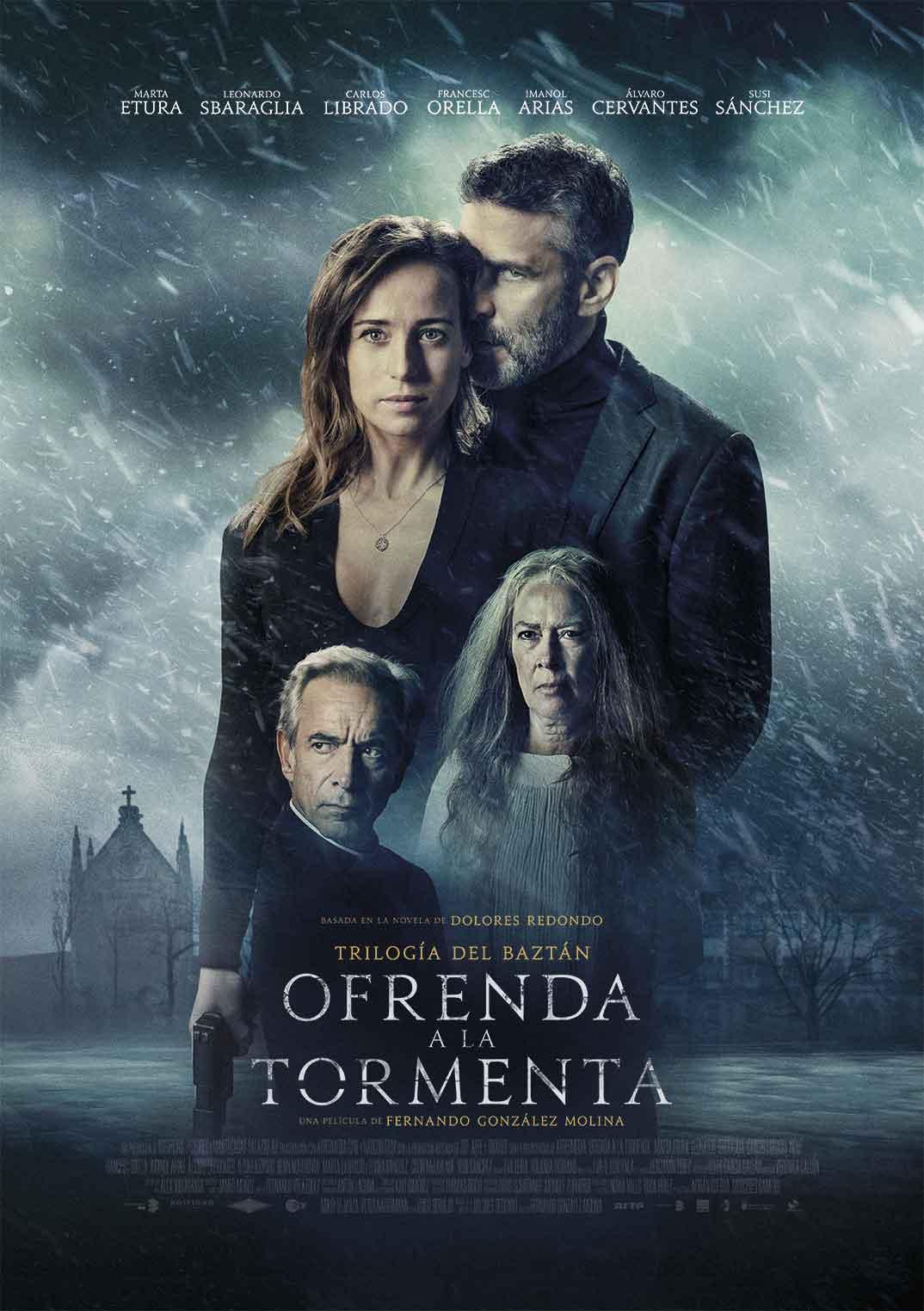 Ofrenda a la tormenta © Netflix