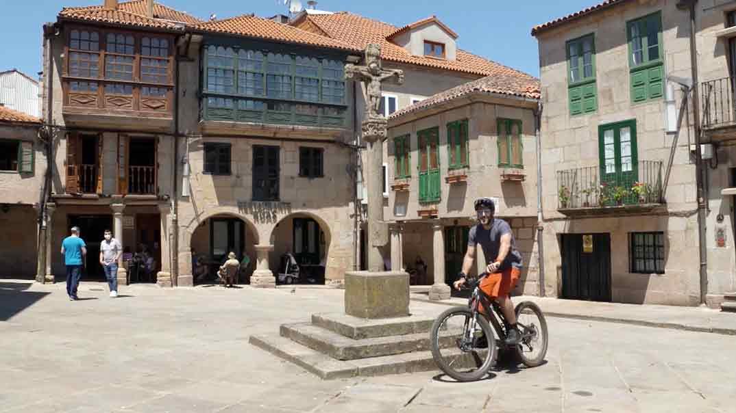 Viajeros Cuatro - Pontevedra © Mediaset