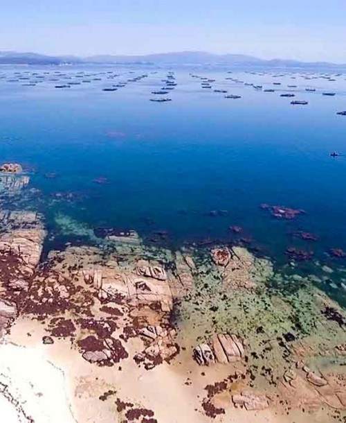 'Viajeros Cuatro' redescubre la belleza de Rías Baixas