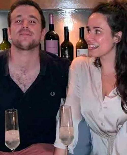 Carolina Monje, novia de Álex Lequio, dice adios a su vida en Madrid