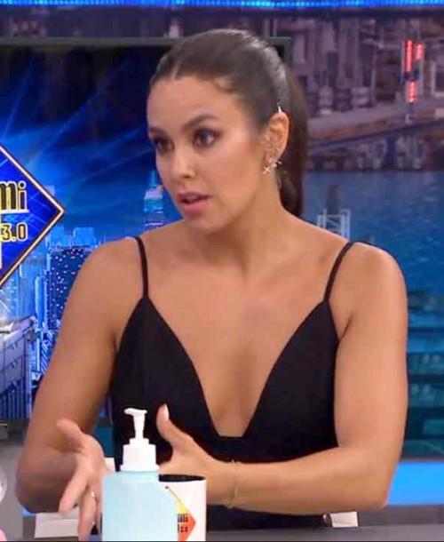 """Cristina Pedroche habla de su boda en 'El Hormiguero': """"Consumamos el matrimonio después"""""""