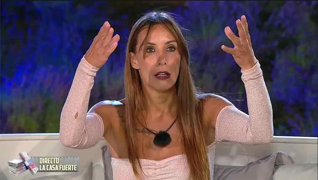 Fani Carbajo - La casa fuerte © Telecinco