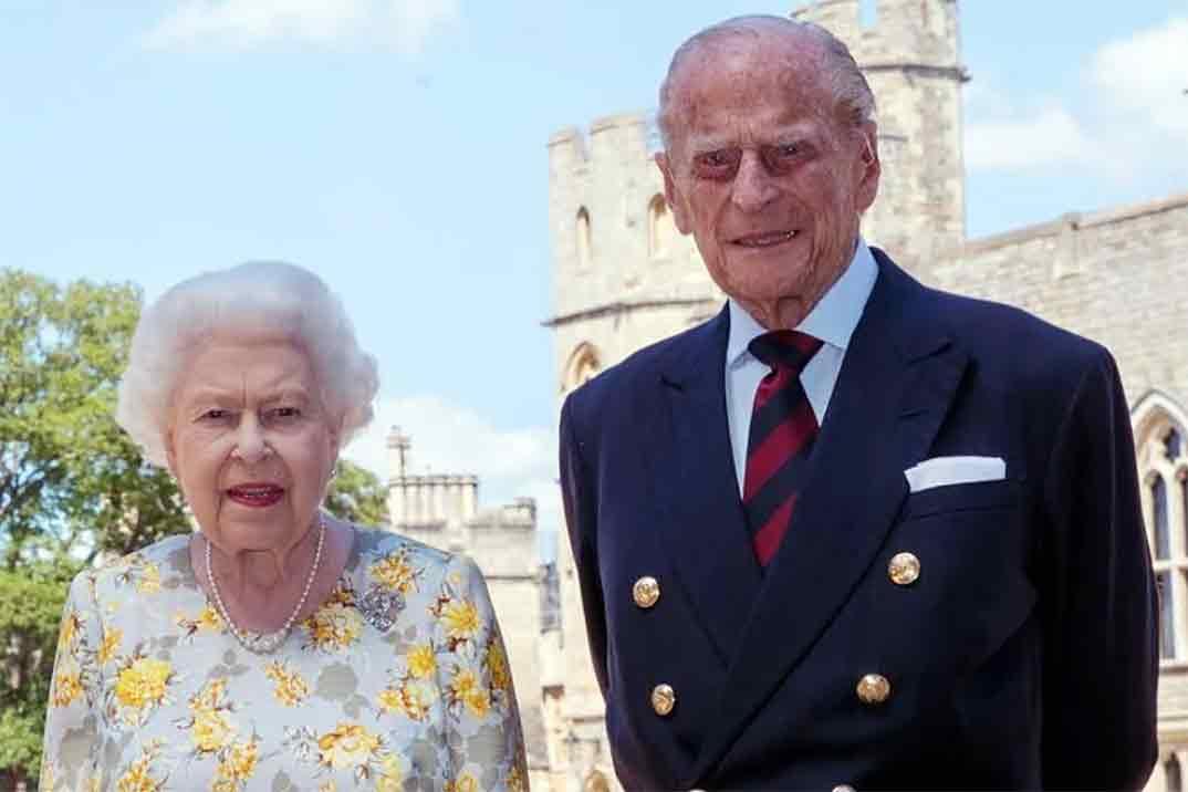 Fallece Felipe de Edimburgo, marido de la reina Isabel II, a los 99 años