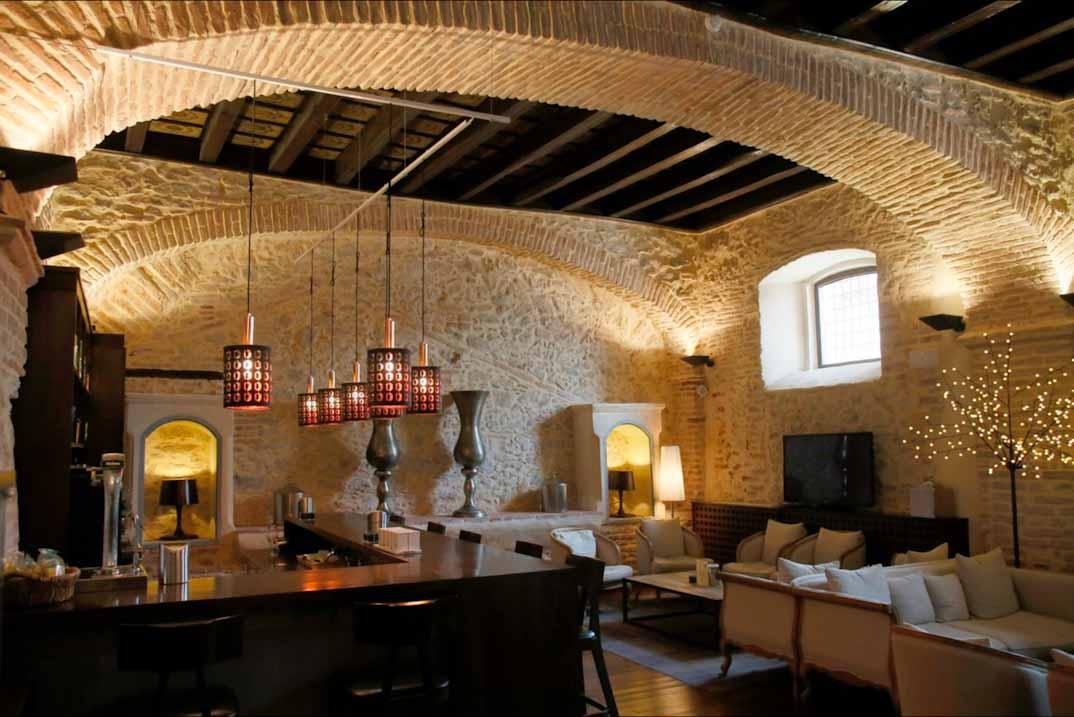 hotel convento aracena salon