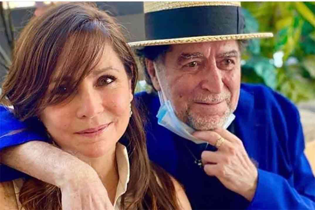 Joaquín Sabina se casa con Jimena Coronado: «Estoy feliz»