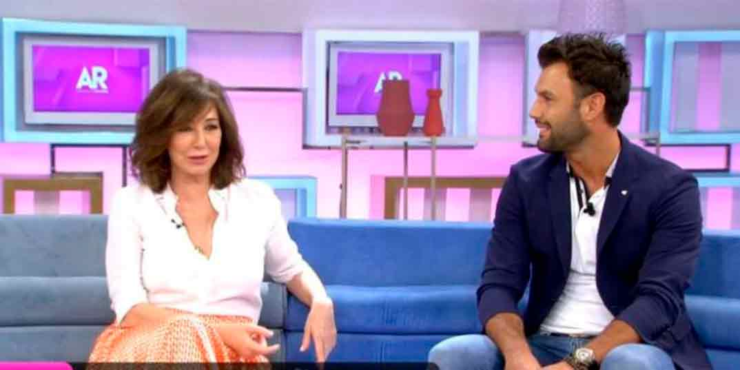 Jorge Pérez - El programa de Ana Rosa © Telecinco