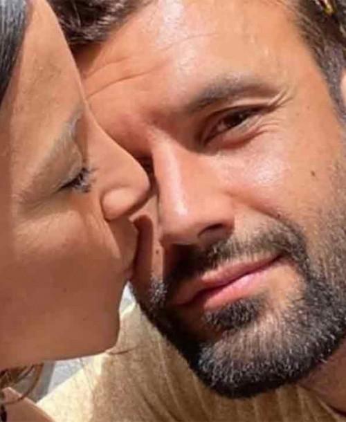 El romántico reencuentro de Jorge Pérez con su mujer