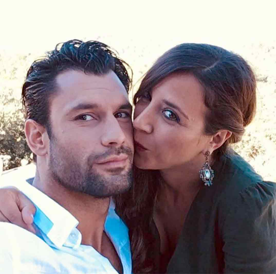 Jorge Pérez y su mujer Alicia © Redes Sociales