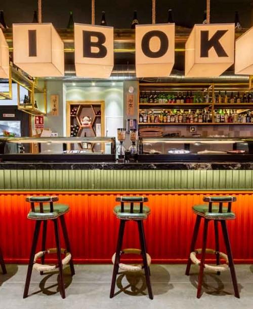 Kiboka el restaurante japonés con influencia china