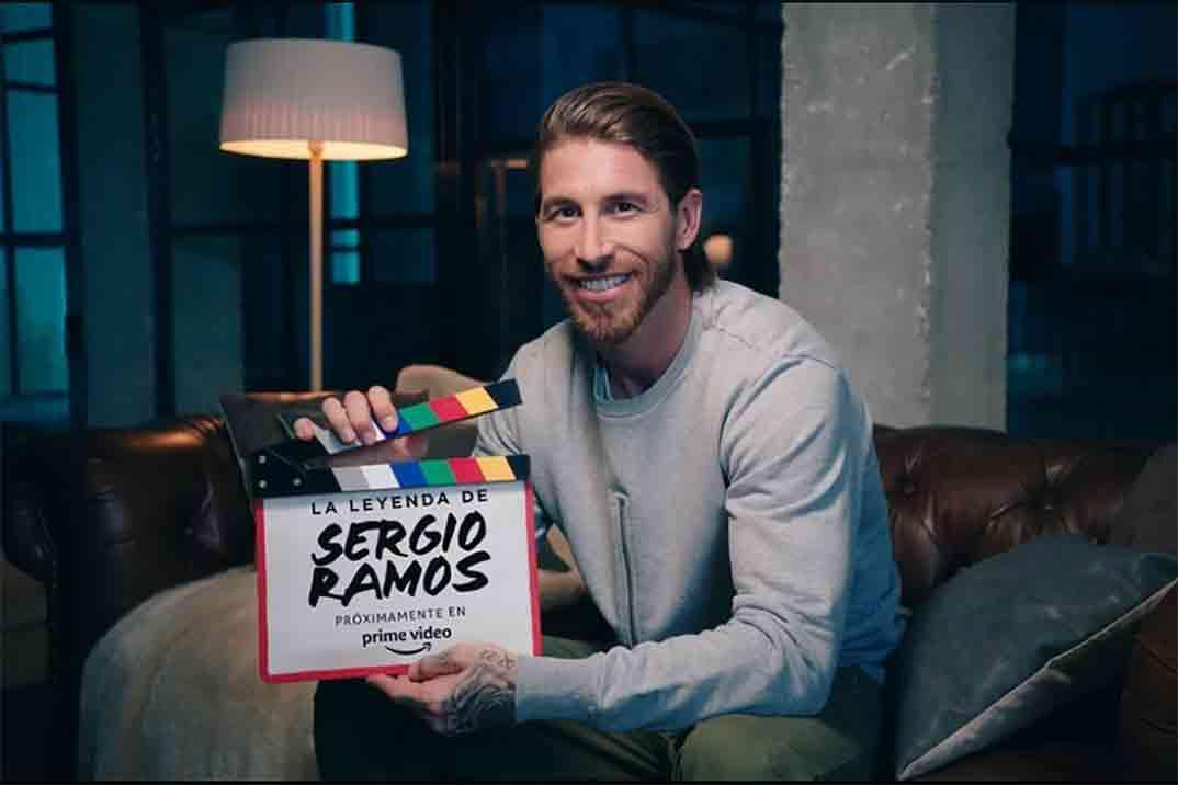 'La leyenda de Sergio Ramos', el nuevo documental de Amazon Prime Video