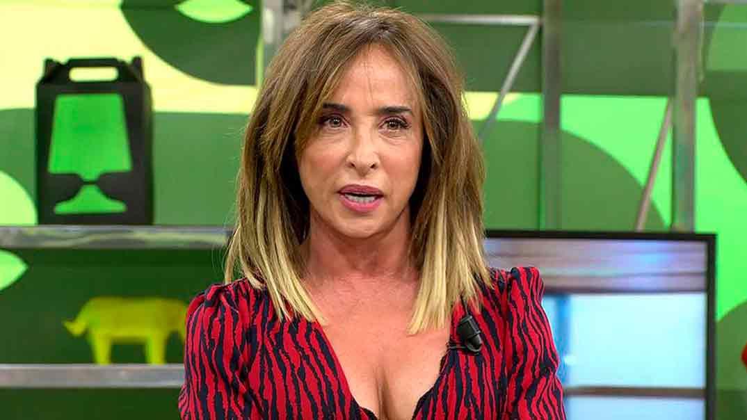 María Patiño © Telecinco