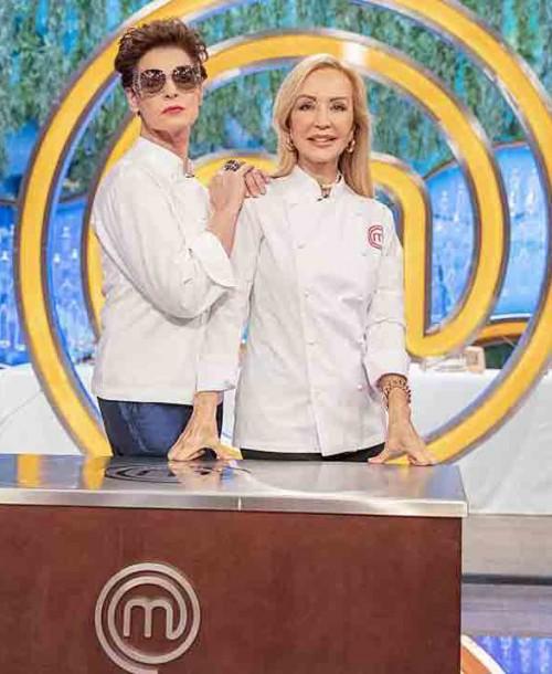Masterchef 8: Cocina solidaria con Antonia Dell'Atte y Carmen Lomana