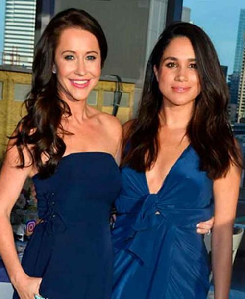 El disgusto de Meghan Markle con su mejor amiga, Jessica Mulroney